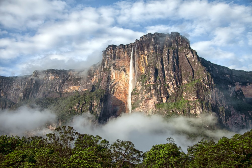 Angel Falls Adventure Travel Destinations