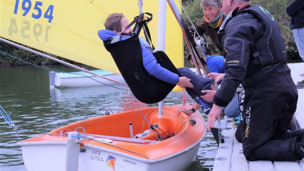 disabled sailing